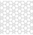 Delicate pattern in arabic style vector