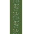 Camping vertical seamless pattern background vector