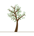 Nature tree vector
