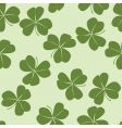 Clovers pattern vector