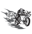 Big bike vector