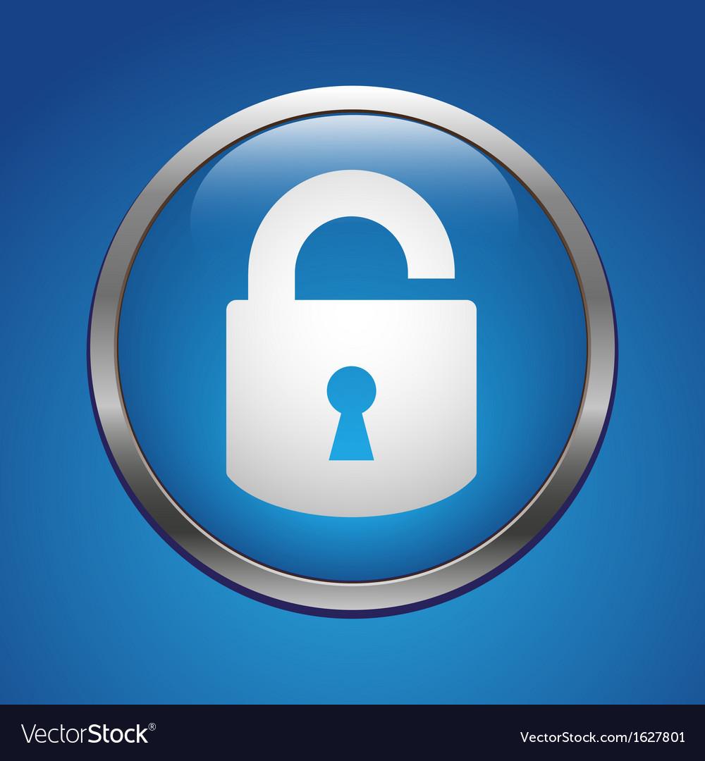 Unlock icon vector   Price: 1 Credit (USD $1)