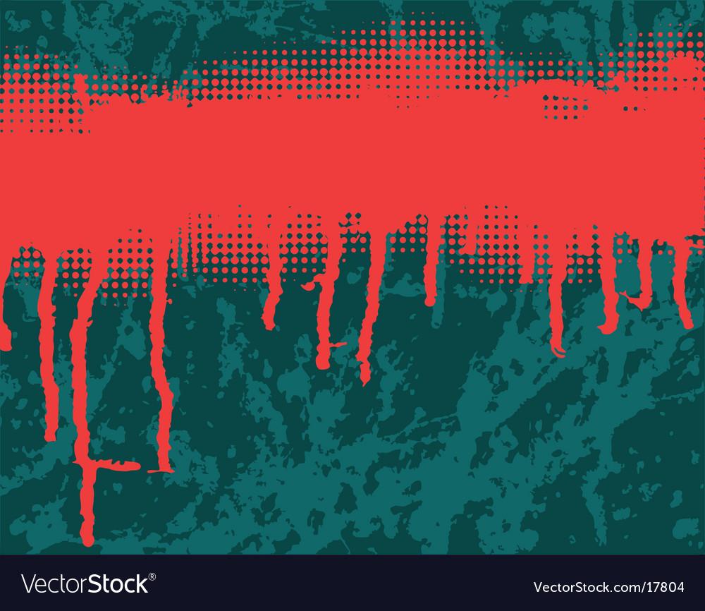 Blood stripe vector | Price: 1 Credit (USD $1)