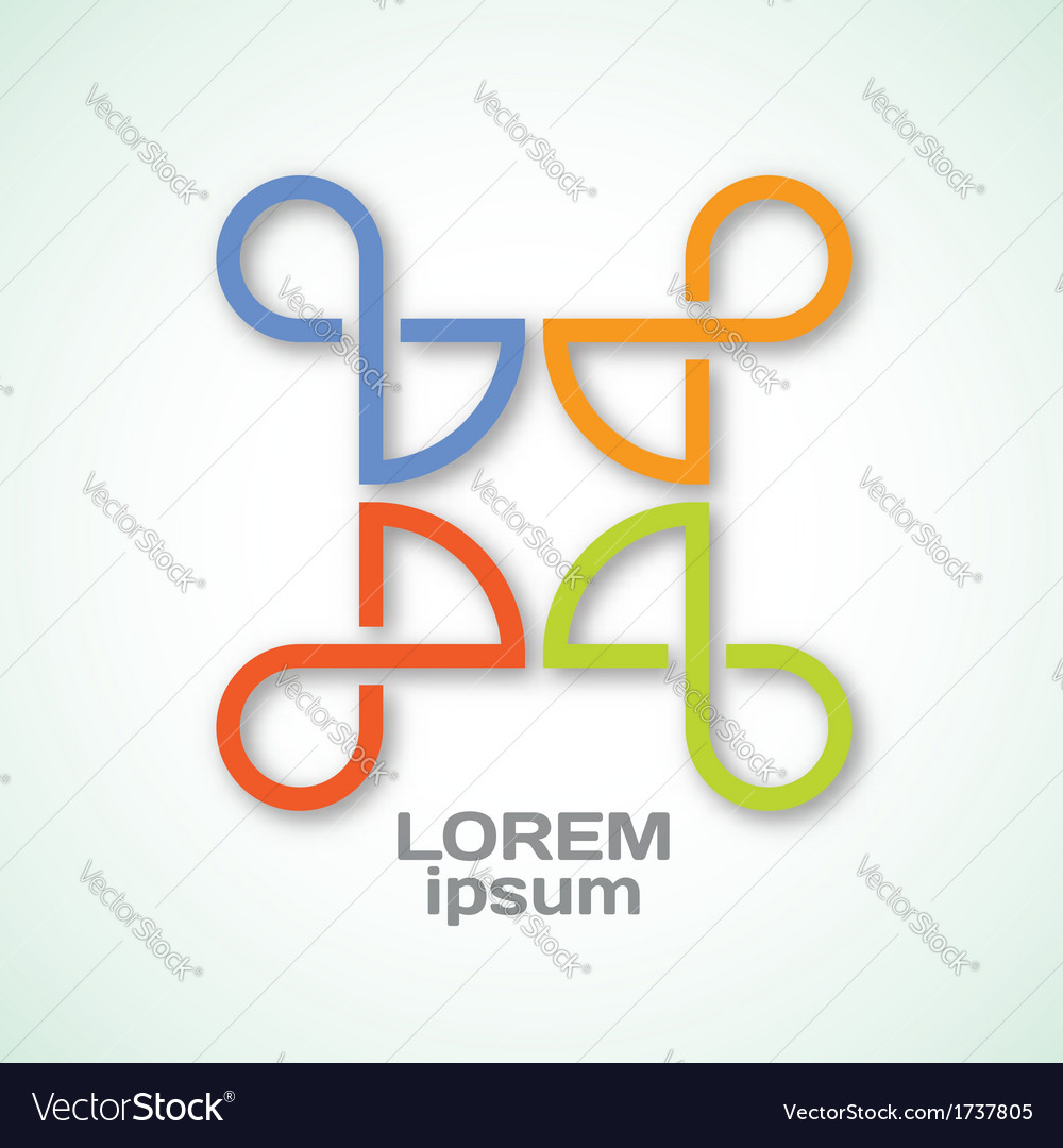 Abstract sign vector   Price: 1 Credit (USD $1)