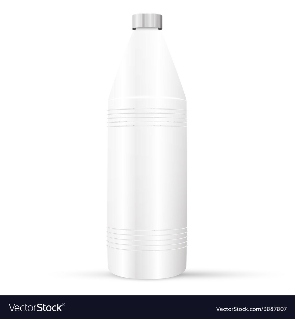 Bottle with cleaner vector | Price: 1 Credit (USD $1)