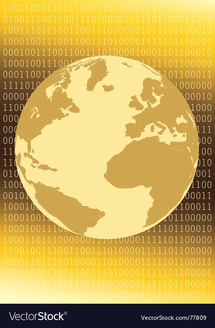 Golden globe vector   Price: 1 Credit (USD $1)