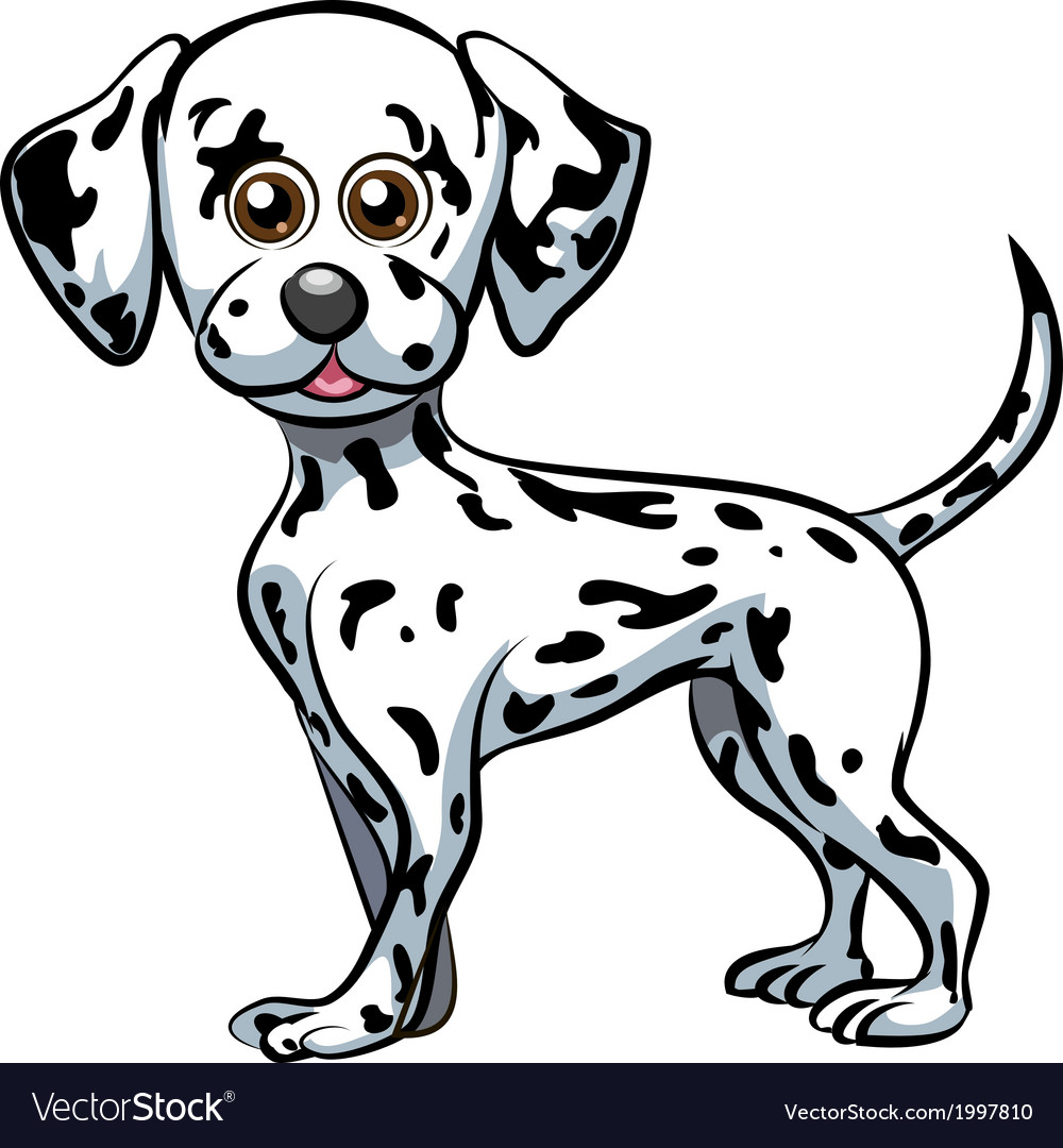 Dalmatian vector | Price: 1 Credit (USD $1)
