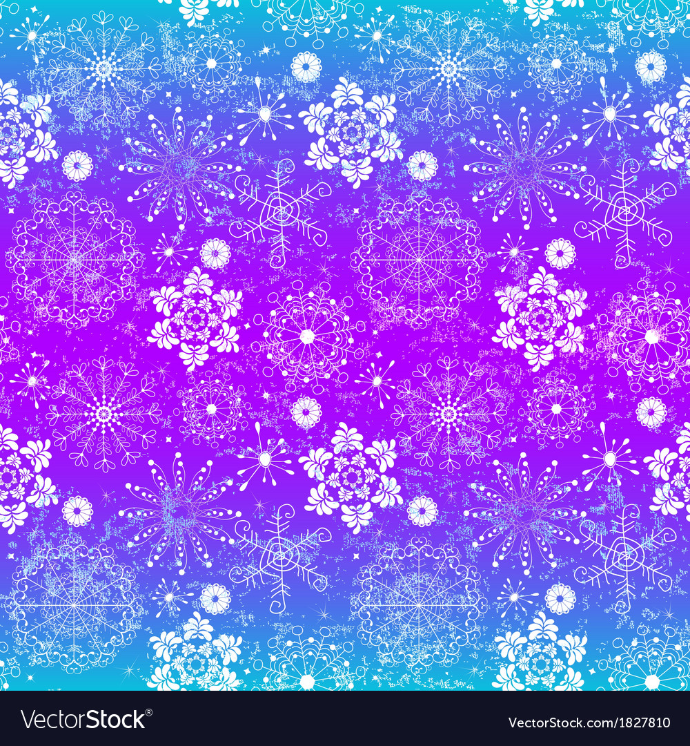Seamless glowing christmas pattern vector | Price: 1 Credit (USD $1)