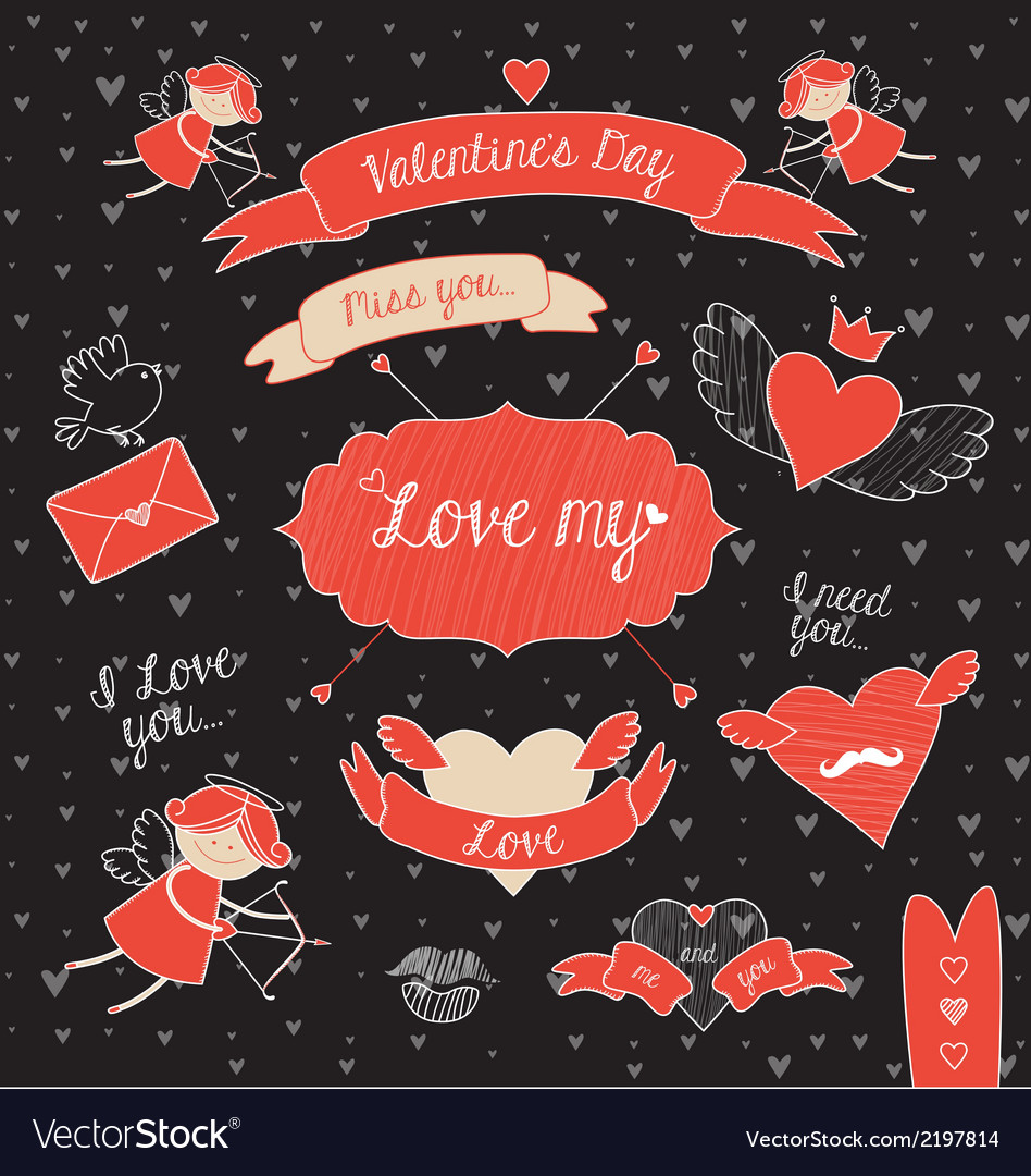 Love is vector | Price: 1 Credit (USD $1)