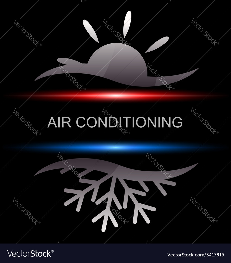 Air conditioning vector | Price: 1 Credit (USD $1)