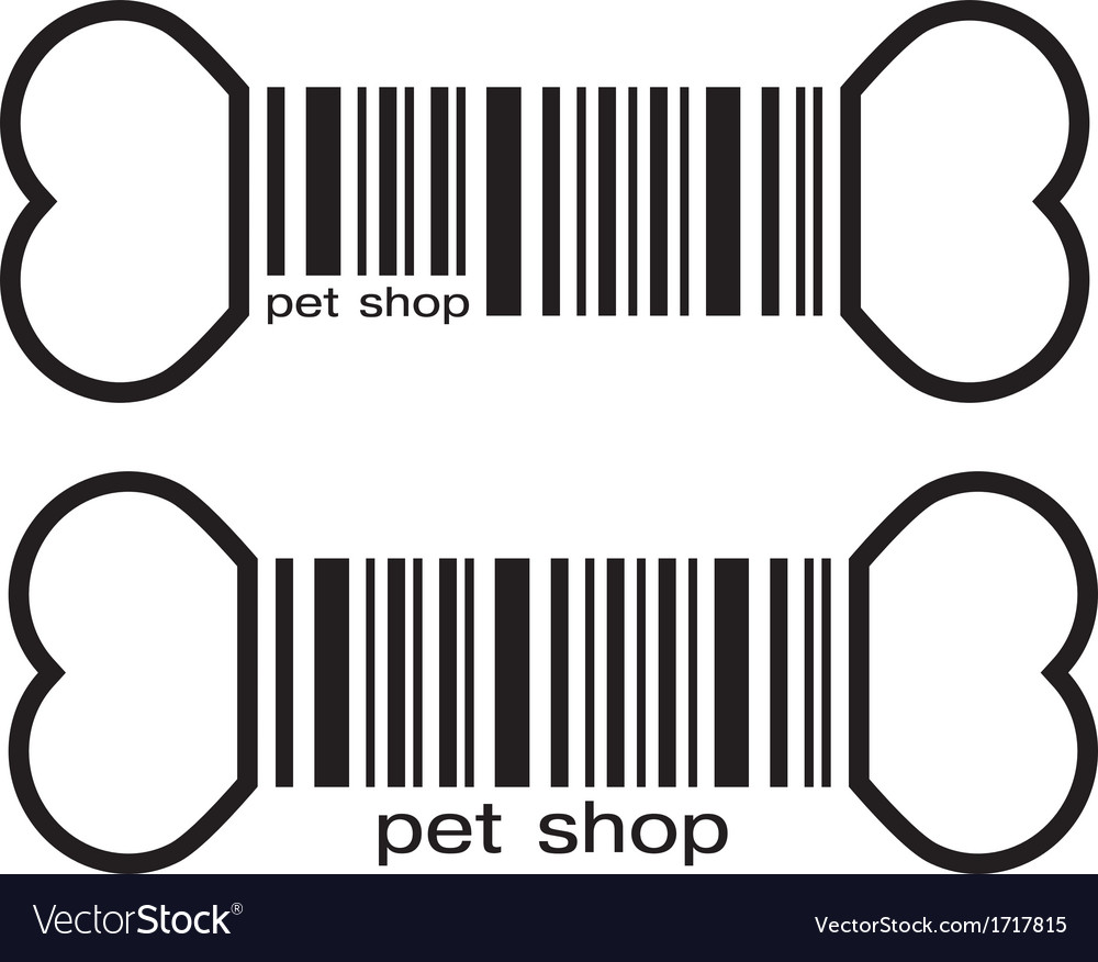 Pet shop icon vector | Price: 1 Credit (USD $1)