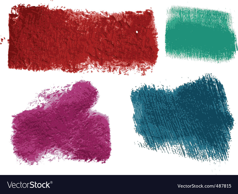 Textured paint vector | Price: 1 Credit (USD $1)
