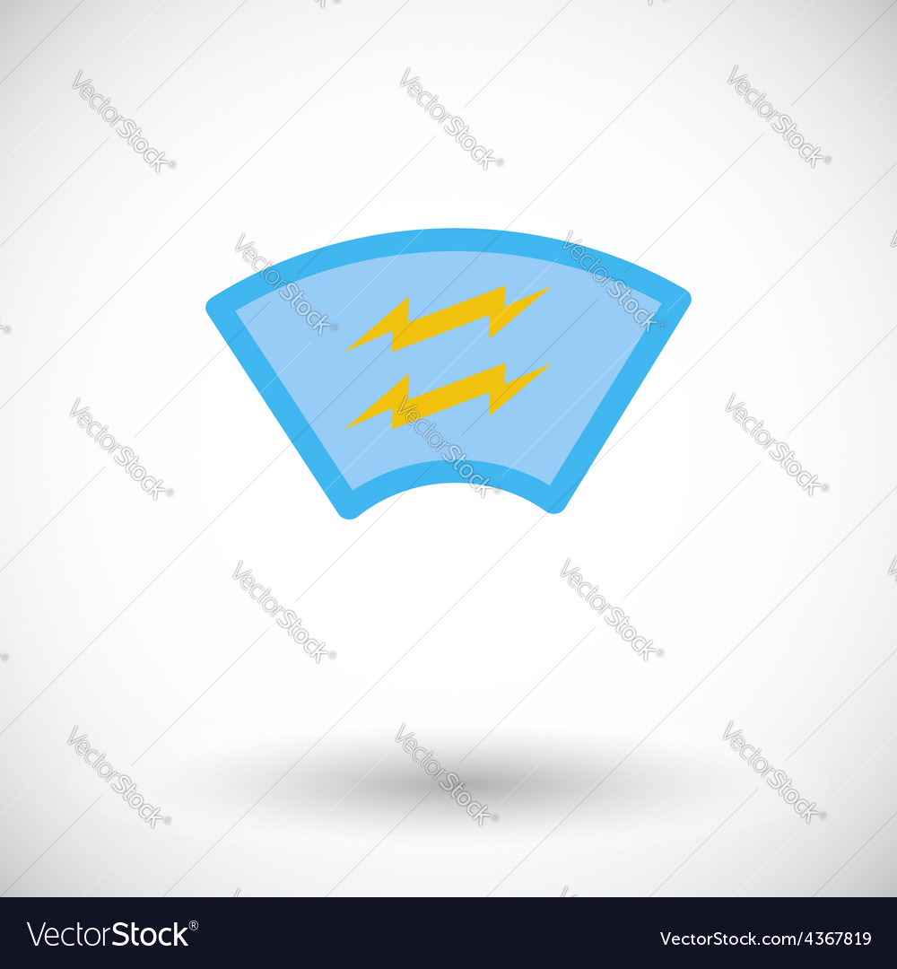 Heating automotive glass vector   Price: 1 Credit (USD $1)
