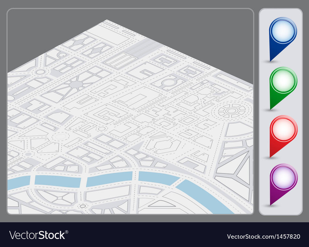 Map background vector | Price: 1 Credit (USD $1)