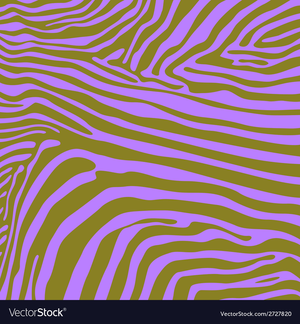Savannah pattern background design elements zebra vector | Price: 1 Credit (USD $1)