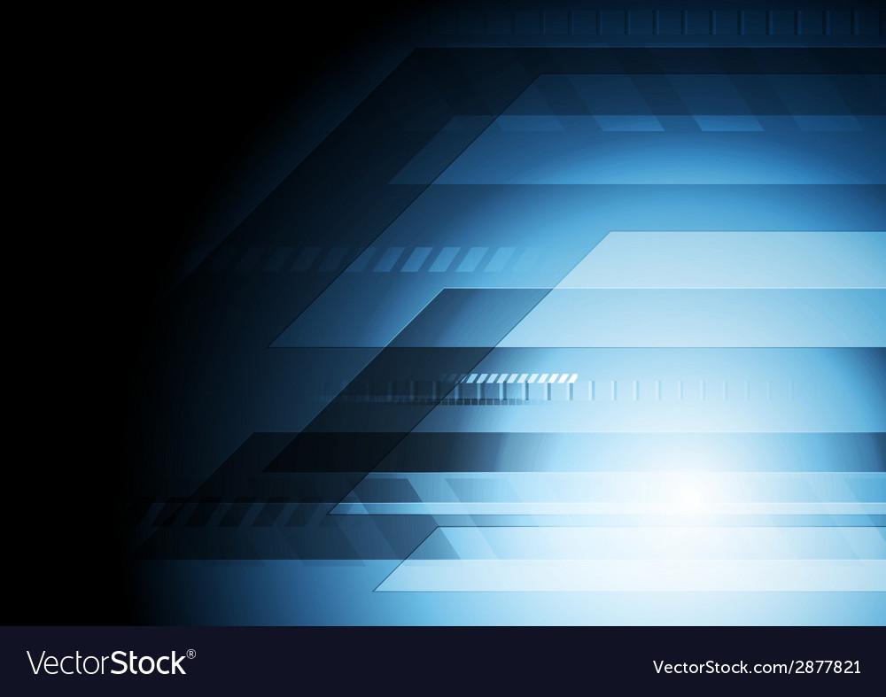 Dark blue technology background vector   Price: 1 Credit (USD $1)