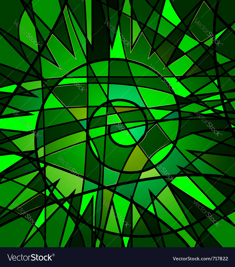 Green background variation vector | Price: 1 Credit (USD $1)