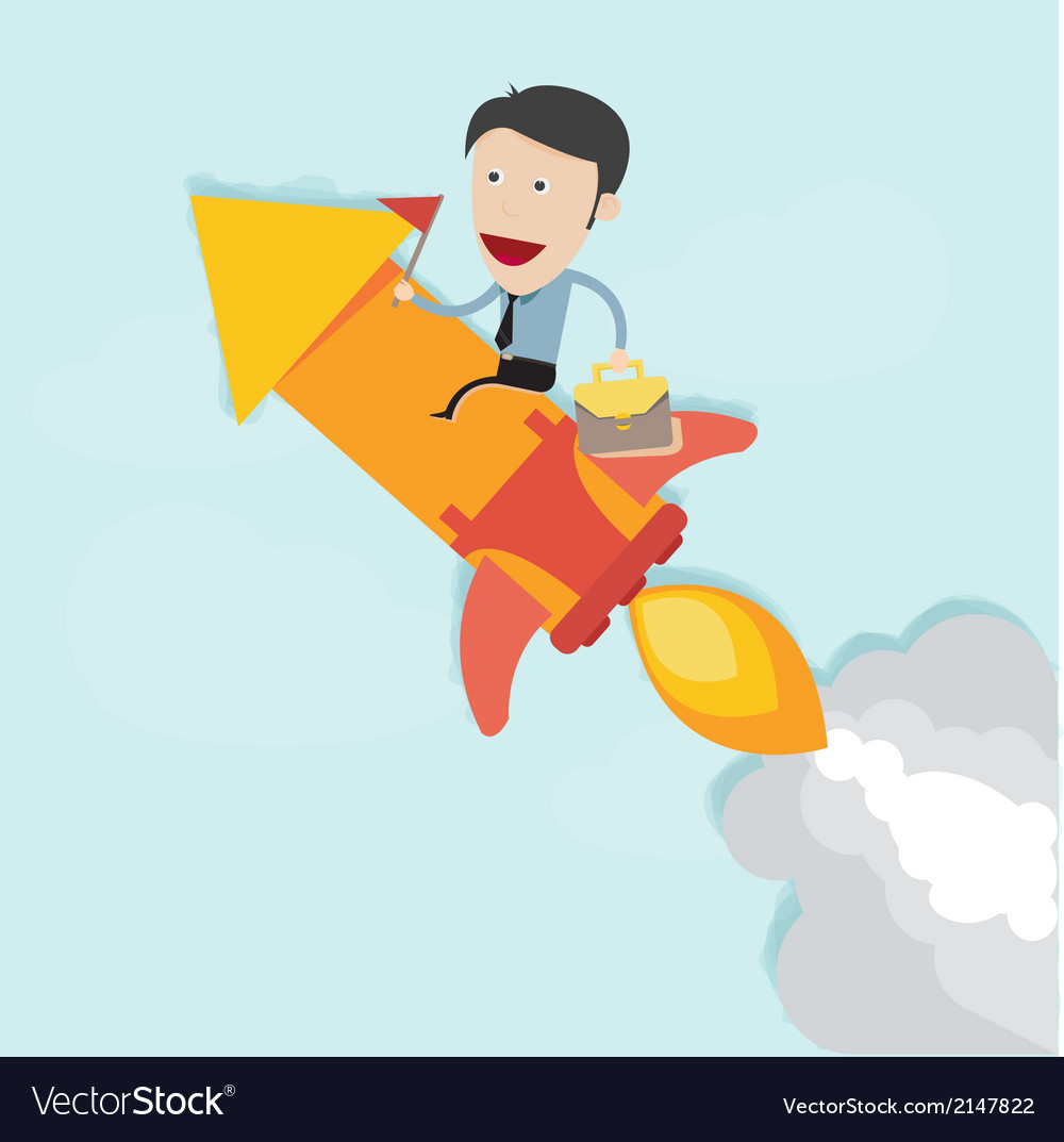Rocket bootup to the target vector | Price: 1 Credit (USD $1)