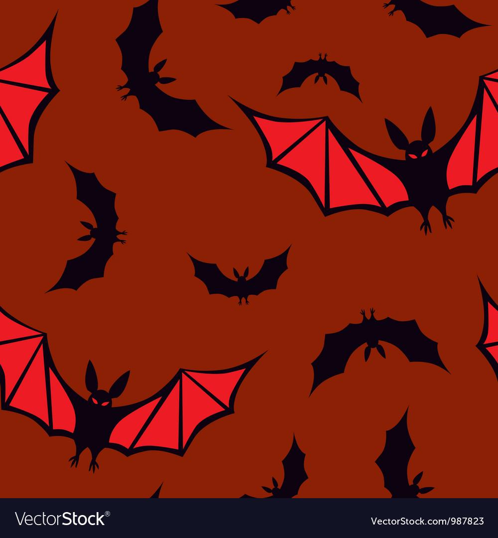Vampire pattern vector | Price: 1 Credit (USD $1)