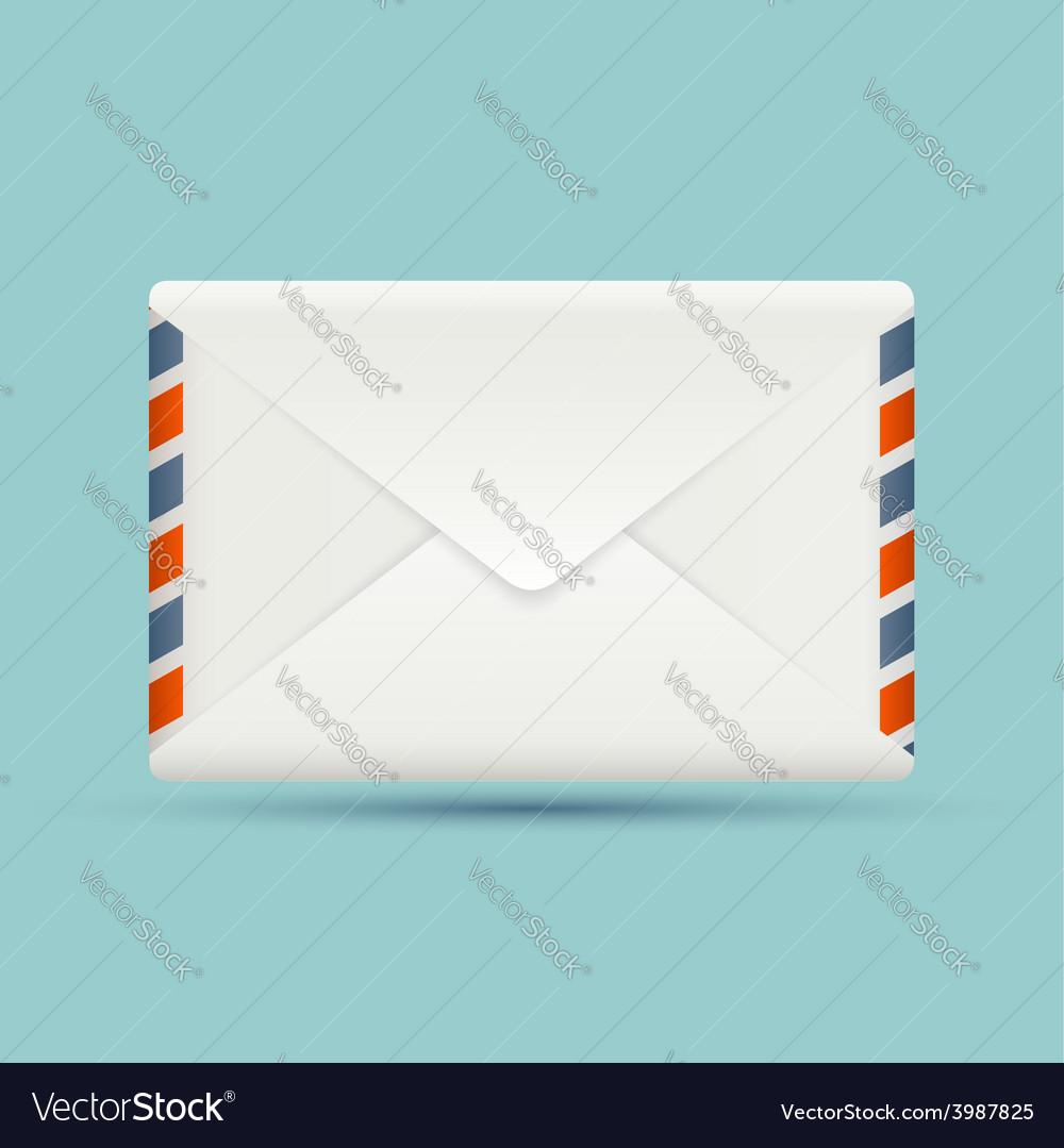 Blank envelope vector | Price: 1 Credit (USD $1)