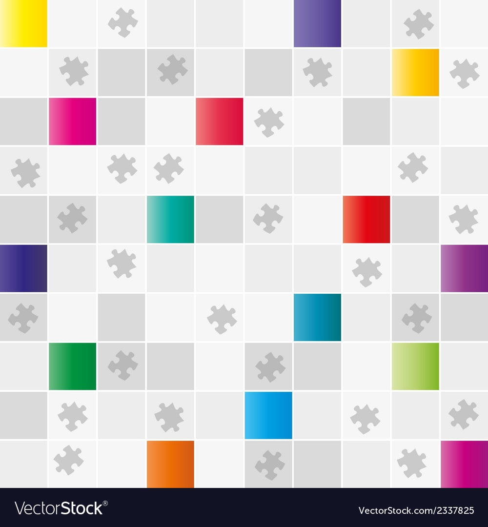 Field of gray and color squares vector   Price: 1 Credit (USD $1)