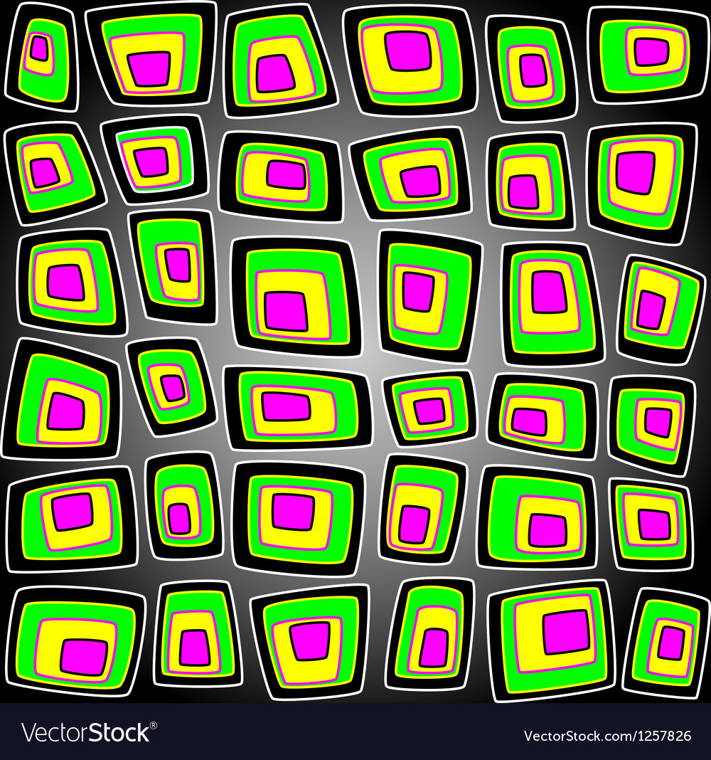 Acid square vector | Price: 1 Credit (USD $1)