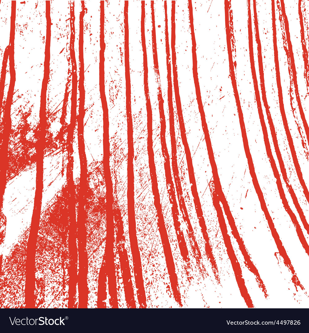 Texture white wall with bloody red stains vector | Price: 1 Credit (USD $1)