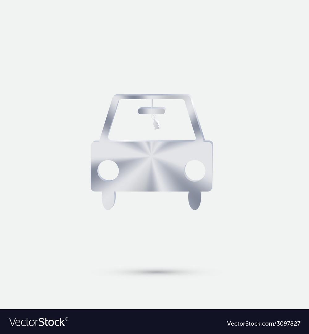 Car symbol vector | Price: 1 Credit (USD $1)