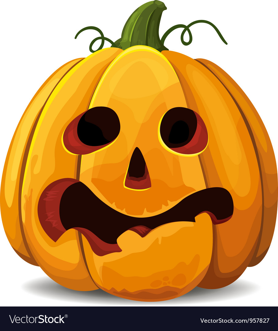 Pumpkin vector | Price: 3 Credit (USD $3)