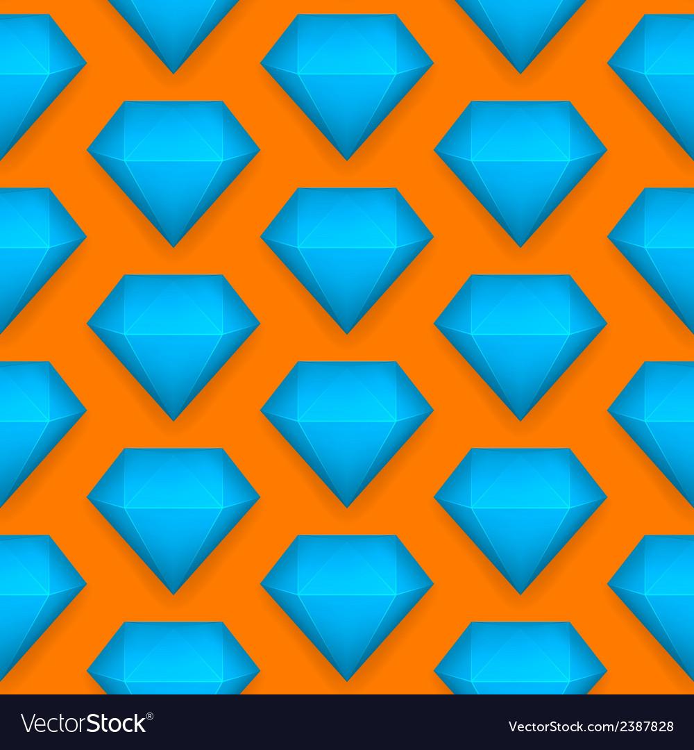 Diamond vector | Price: 1 Credit (USD $1)
