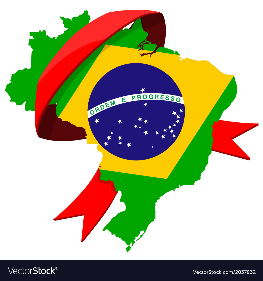 Brazil vector | Price: 1 Credit (USD $1)