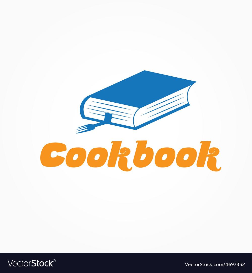 Cookbook design template vector | Price: 1 Credit (USD $1)