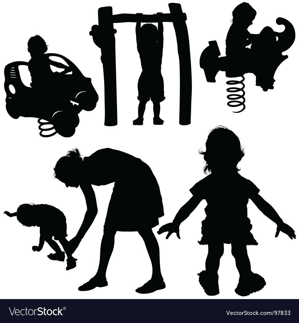 Children's games vector | Price: 1 Credit (USD $1)