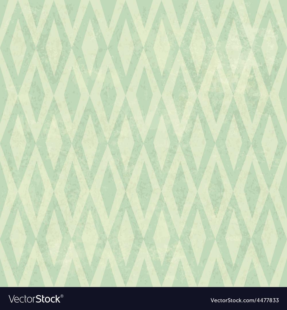 Vintage geometric seamless pattern vector | Price: 1 Credit (USD $1)
