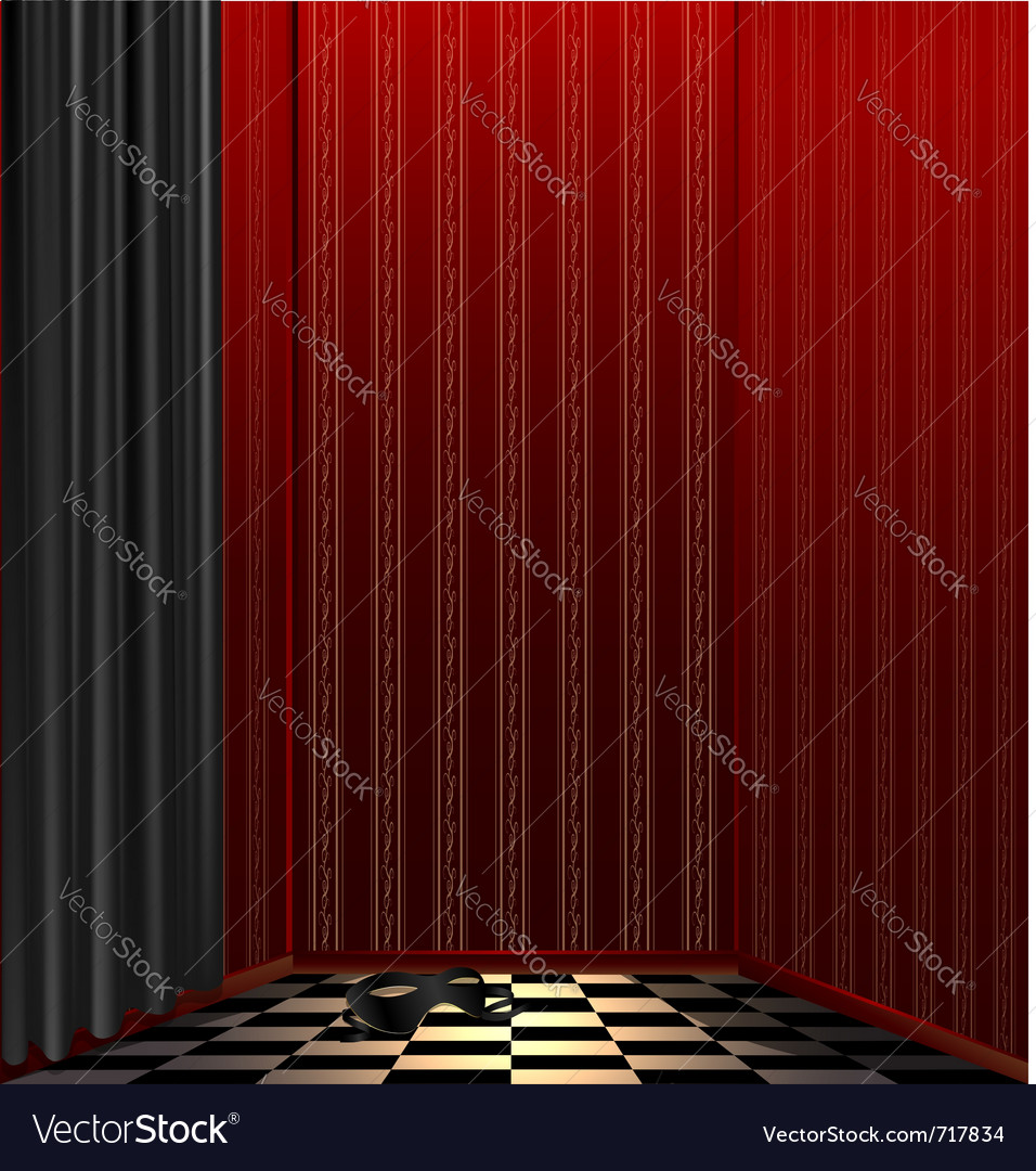 Theater vector | Price: 1 Credit (USD $1)