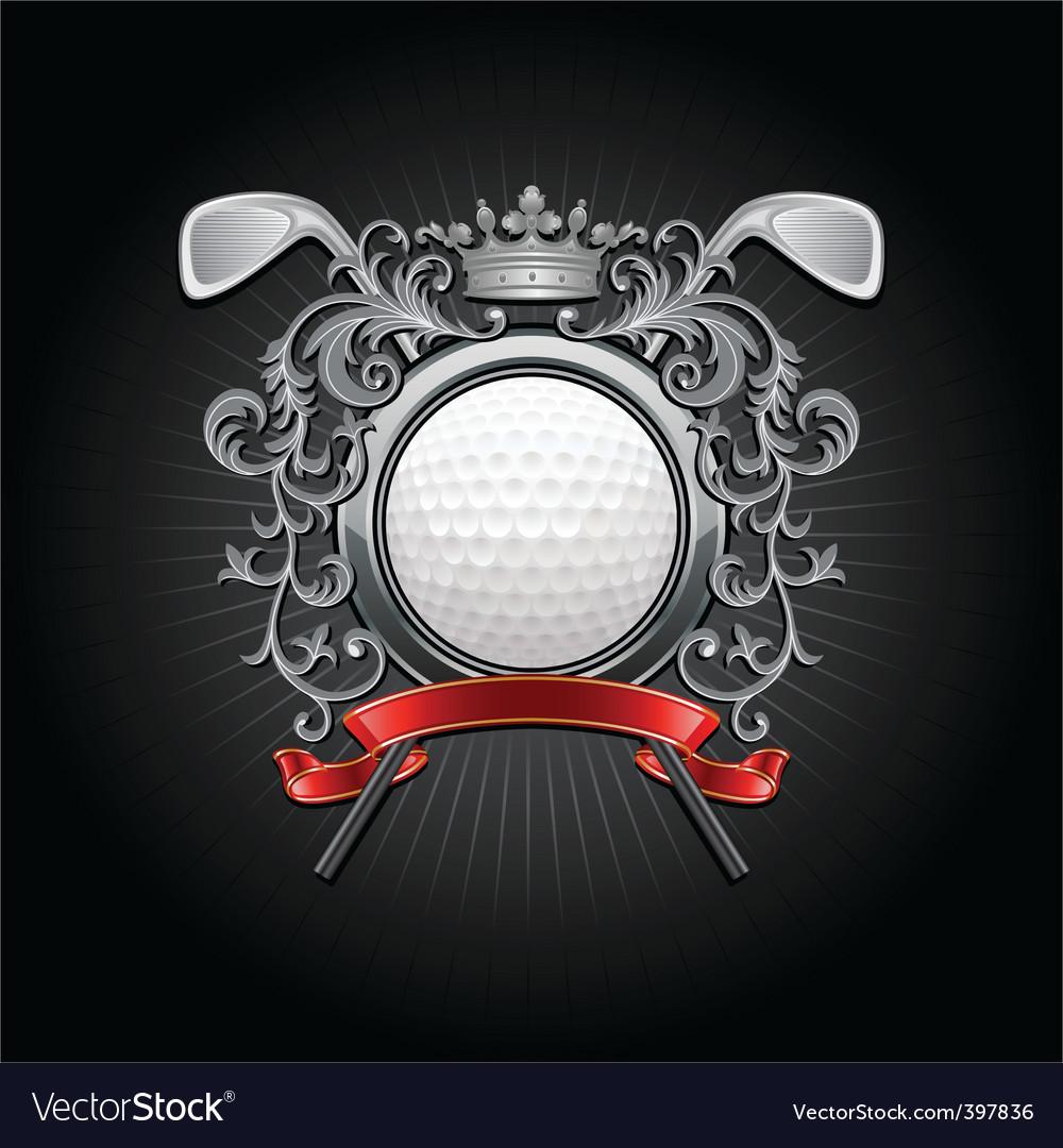 Golf vector | Price: 3 Credit (USD $3)