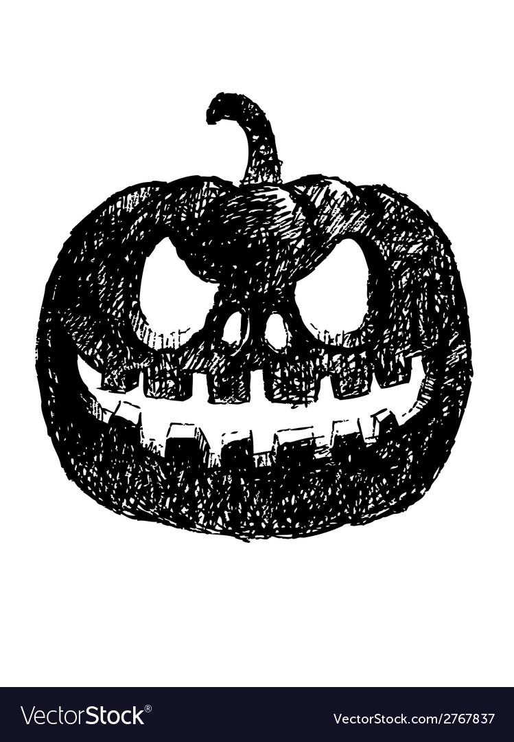 Carving pumpkin vector   Price: 1 Credit (USD $1)