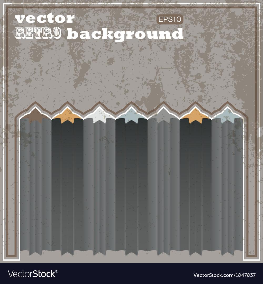 Old retro vintage vector   Price: 1 Credit (USD $1)