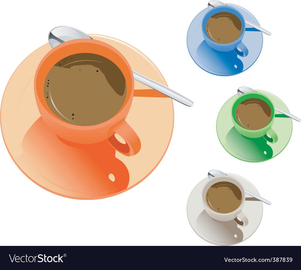 Coffe break vector | Price: 1 Credit (USD $1)