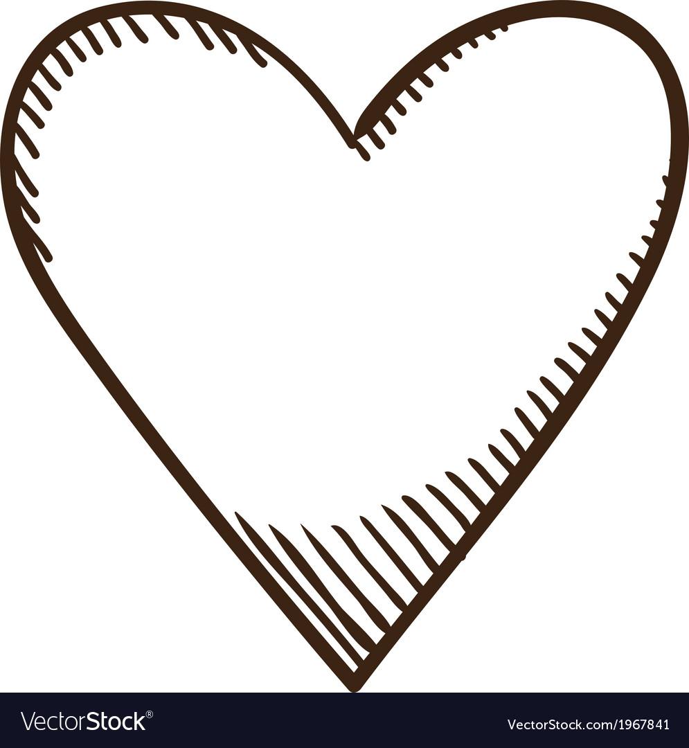 Heart like symbol vector | Price: 1 Credit (USD $1)