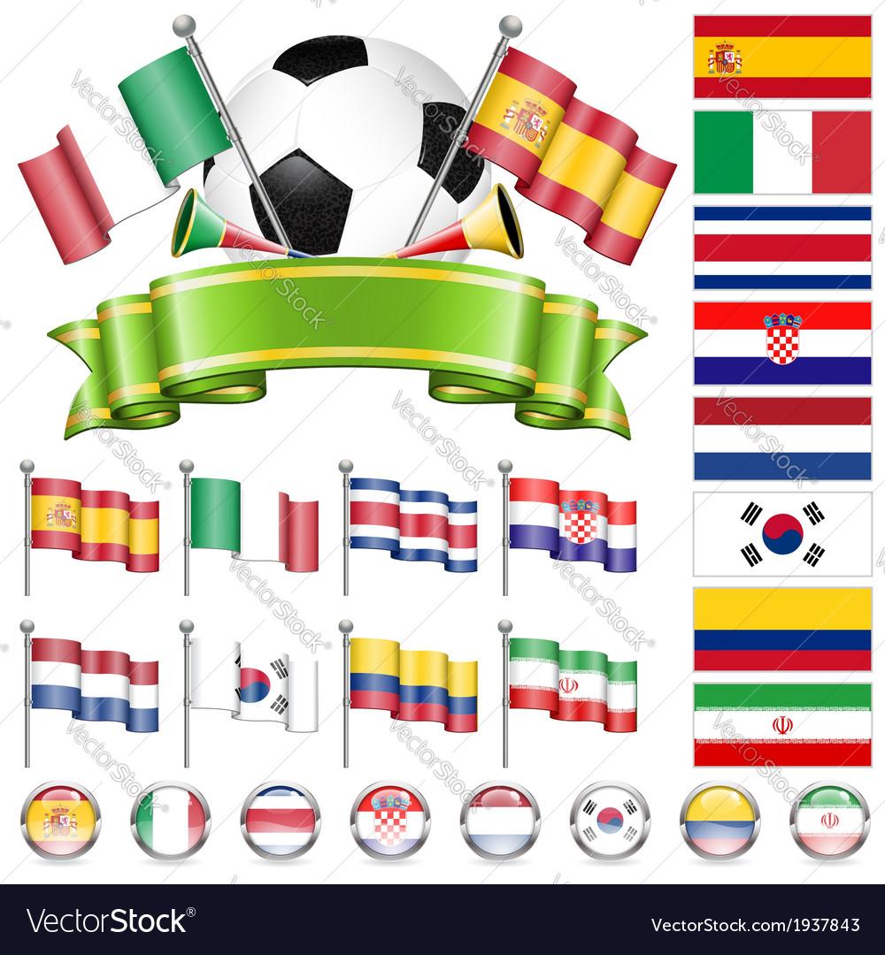 Soccer championship vector   Price: 3 Credit (USD $3)