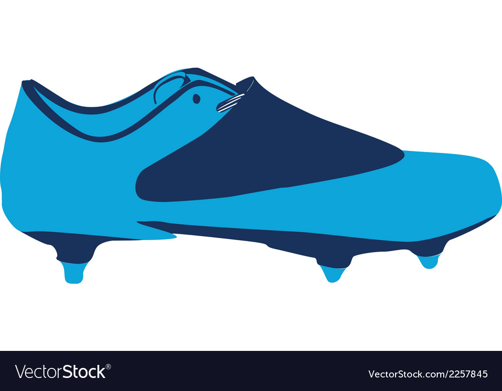 Football boots vector | Price: 1 Credit (USD $1)