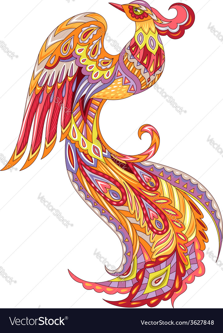 Firebird final vector | Price: 1 Credit (USD $1)