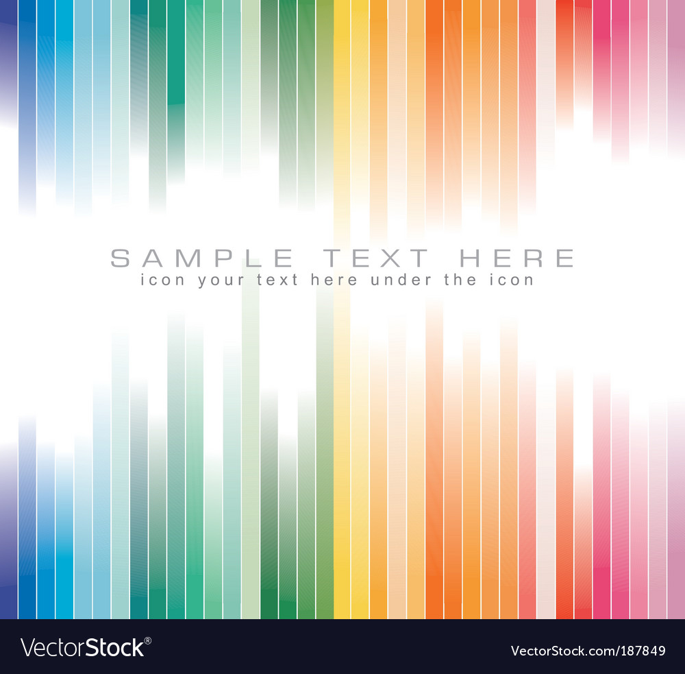 Striped business background vector | Price: 3 Credit (USD $3)