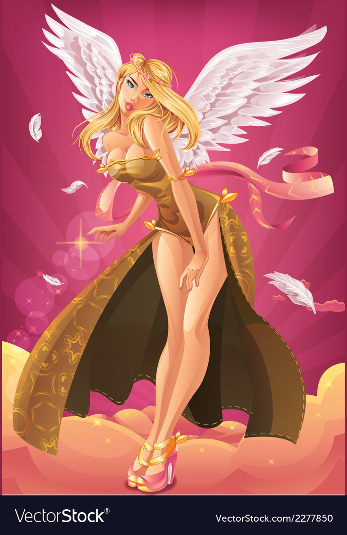 Angel vector | Price: 5 Credit (USD $5)