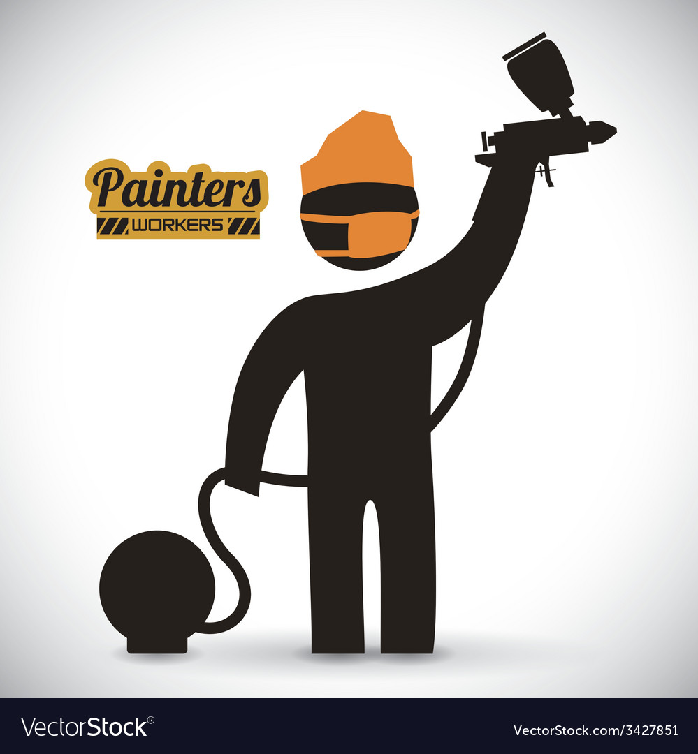 Painters design vector | Price: 1 Credit (USD $1)