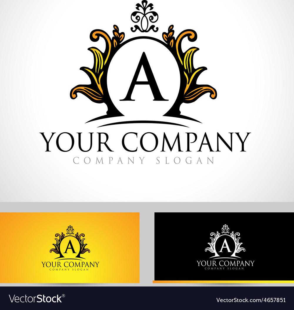 Royal letter logo vector   Price: 1 Credit (USD $1)