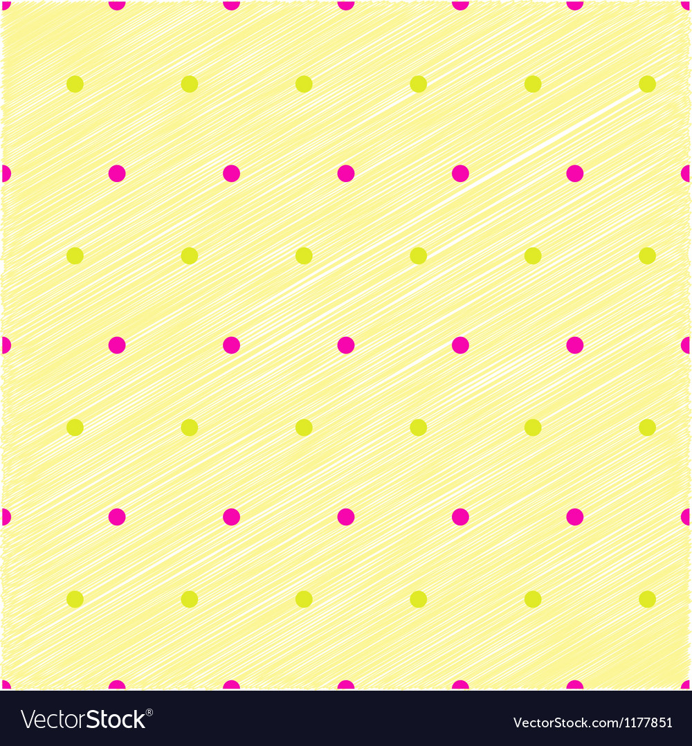 Simplicity dot yellow pastel vector | Price: 1 Credit (USD $1)