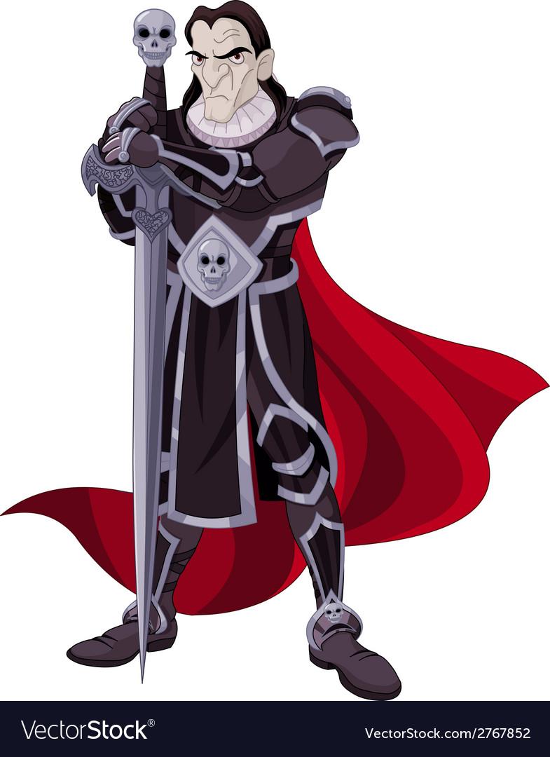 The dark knight vector | Price: 1 Credit (USD $1)