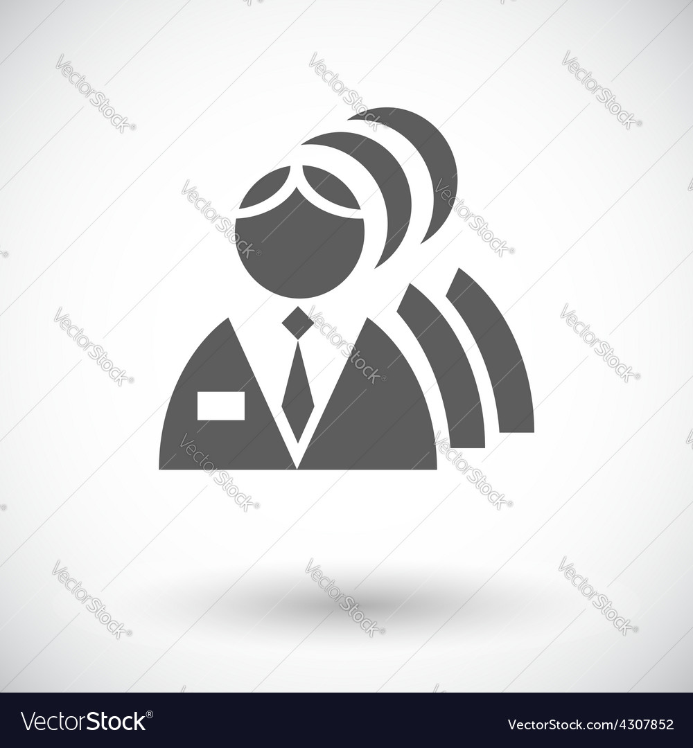 Person vector | Price: 1 Credit (USD $1)